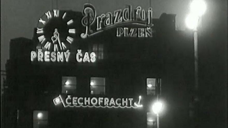 Video Československý filmový týdeník