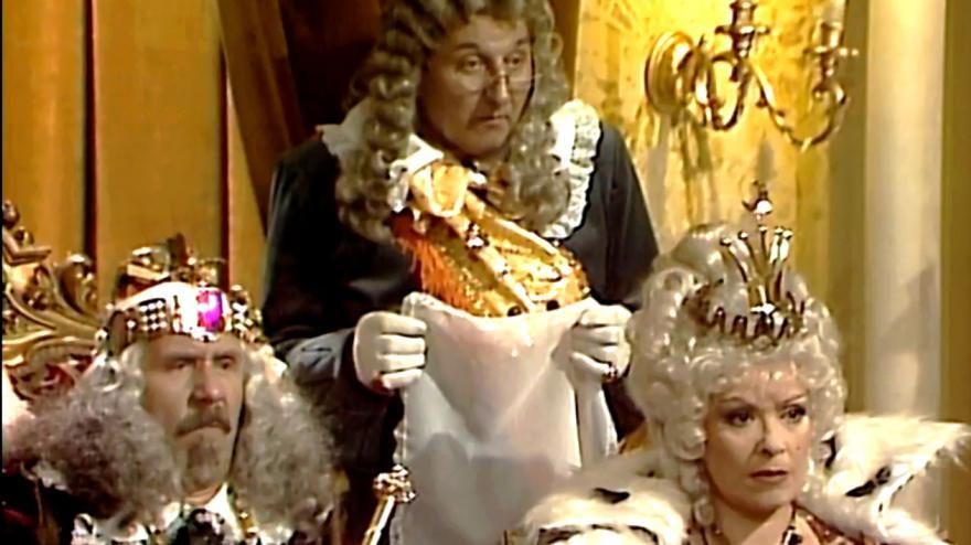 Video Co takhle svatba, princi?