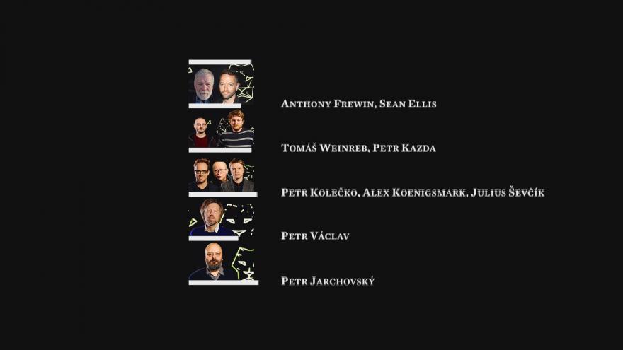 Video Nominace Českého lva: Nejlepší scénář