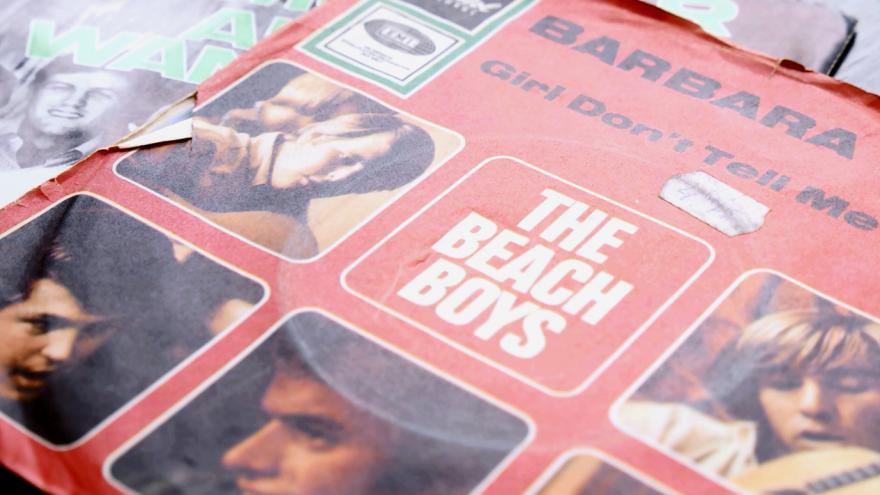 Video Vzpomínky na koncerty Beach Boys v roce 1969