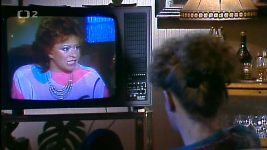 Video Útěk ze seriálu