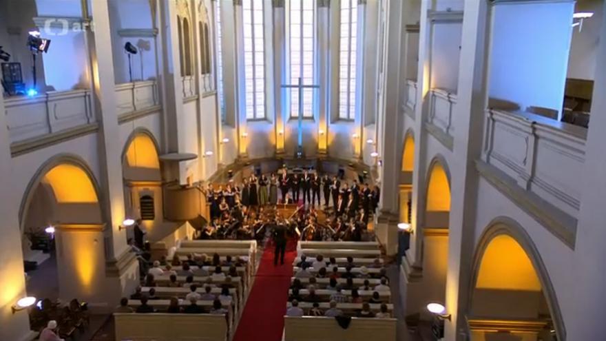 Video J. D. Zelenka: Psalmi Vespertini ll