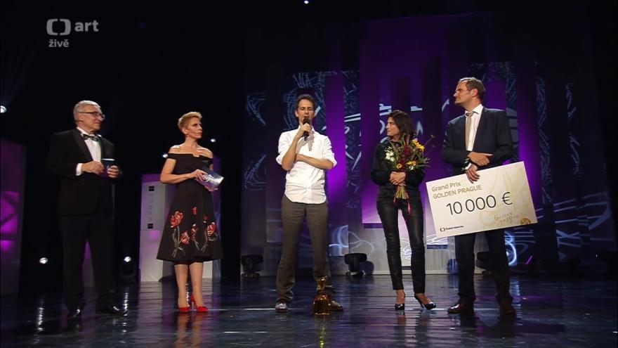 Video 55. MTF Zlatá Praha 2018 – Slavnostní předávání cen