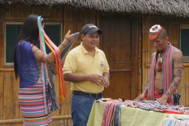 Ekvádorský kmen
