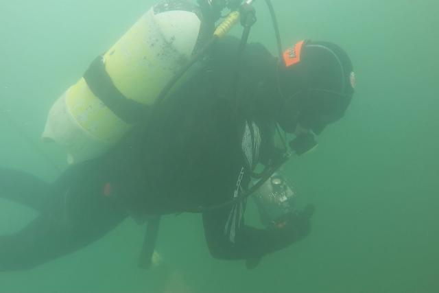 Archeologie pod vodou