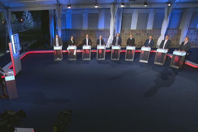 Debata Ústí 4