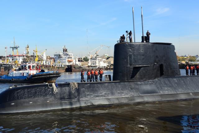 Ponorka San Juan