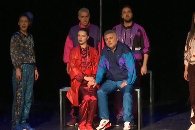 Muzikál The Slobodan show