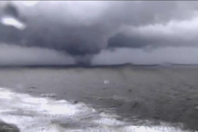 Hurikán Florence v  Severní Karolíně