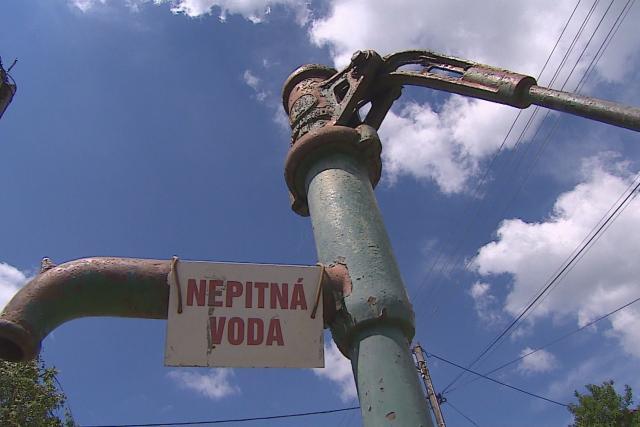 Sucho snižuje zásoby pitné vody. Hlavně na jihu Moravy