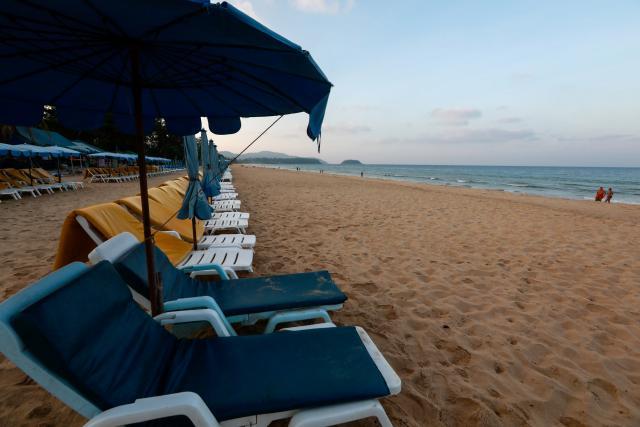 Phuket je kvůli pandemii liduprázdný