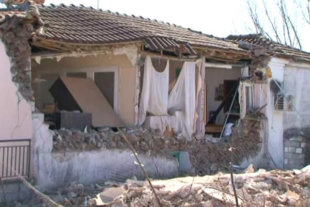 Zemětřesení v Řecku, 3. 3. 2021