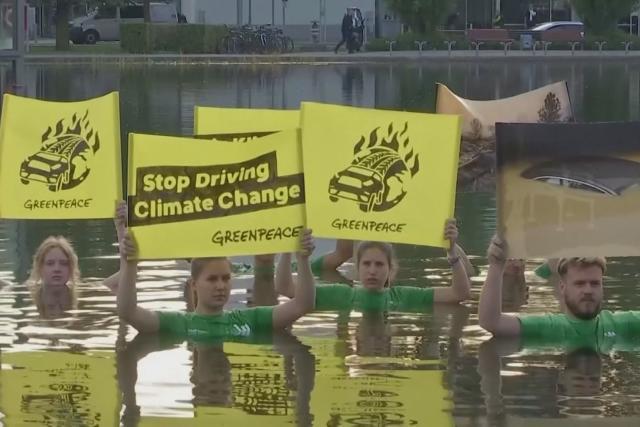 Půl století od vzniku Greenpeace