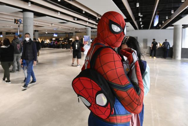 Druhý ročník tuzemského Comic Conu