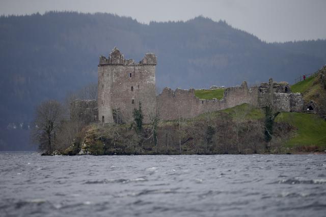Skotské jezero Loch Ness