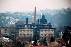 Dreherův pivovar v Žatci