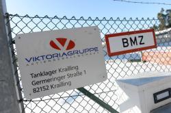 Česká nafta uvízlá v Německu