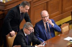Mimořádná schůze Poslanecké sněmovny