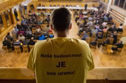Jednání kolem uranu v Brzkově