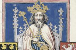 Z výstavy Císař Karel IV. 1316–2016  (Národní galerie v Praze)