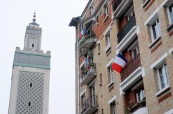 Velká mešita v Paříži