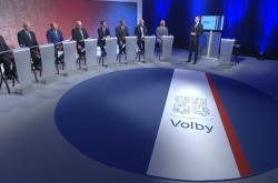 Předvolební debata v Jihomoravském kraji