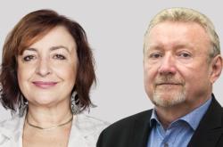 Miluše Horská a Jaroslav Menšík