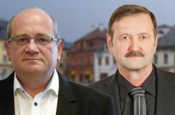 Ladislav Václavec a Ladislav Sekanina