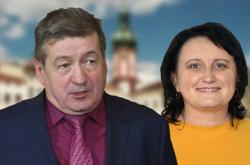 Jiří Cienciala a Pavla Golasowská