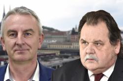 Pavel Staněk a Jan Žaloudík