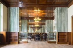 Loosovy interiéry v Plzni