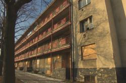 Městské byty v Plzni, které půjdou kvůli obchvatu k zemi
