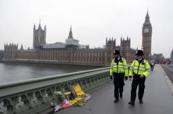 Londýn po útoku