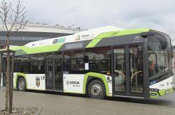 Třinec už má deset autobusů na elektřinu