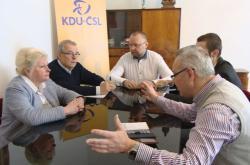 KDU-ČSL souhlasí se koalicí s ČSSD v Jihočeském kraji