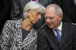 Jednání Mezinárodního měnového fondu