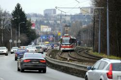 Velký okruh v Brně