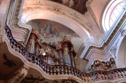 Varhany v pražské bazilice sv. Jakuba