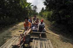 Bambusový vlak