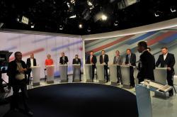 Předvolební debata ČT24 - téma obrana a bezpečnost