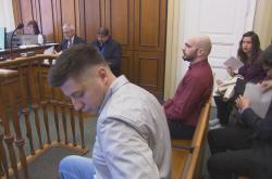 Soud s policisty Martinem Koppem a Janem Nekvapilem