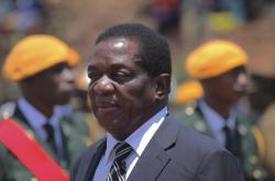 Nastupující zimbabwský prezident Emmerson Mnangagwa