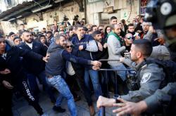 Nepokoje v Jeruzalémě