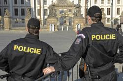 Bezpečnostní opatření na Pražském hradě