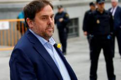 Odvolaný katalánský vicepremiér Oriol Junqueras