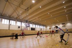 V České Třebové byla znovu otevřena sportovní hala