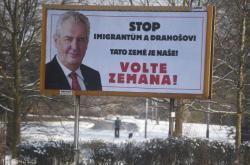 Předvolební plakát