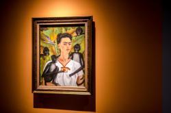 Výstava Fridy Kahlo v Muzeu kultury v Miláně