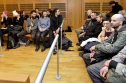 Soud projednával případ squatterů, kteří obsadili usedlost Šatovka