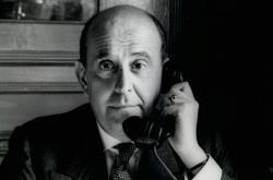 Jan Masaryk v roce 1938 v Londýně